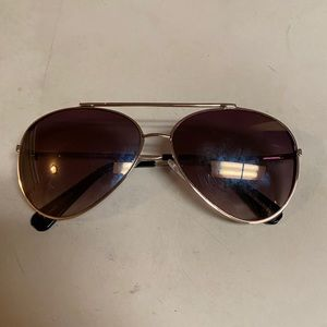 BCBG Maxazria Aviator Sunglasses